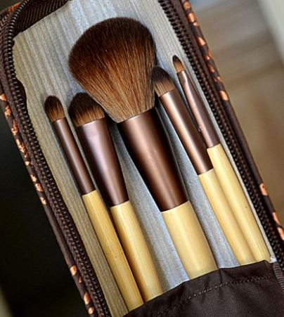 These eco tools brushes are amazing!