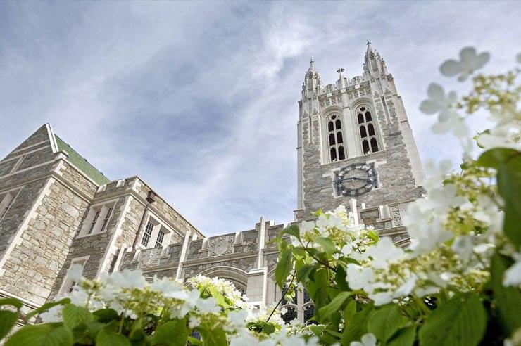 , Boston College