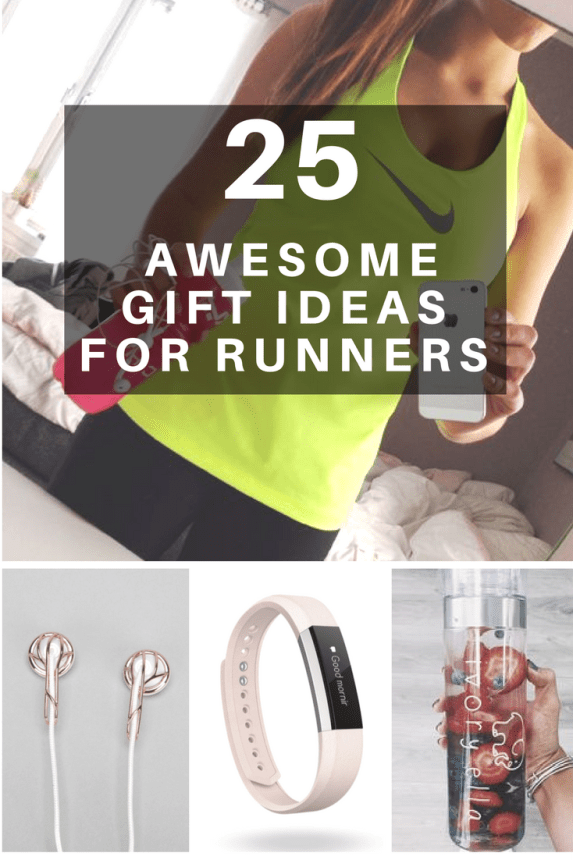 25 Gifts for Runners