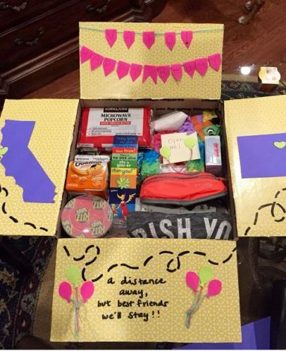 20 Awesome Birthday Care Packages For Any College Student
