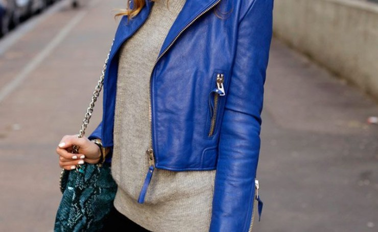 25 Ways To Wear A Leather Jacket