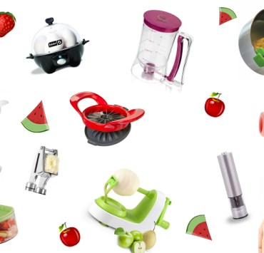 kitchen gadgets for lazy people, 15 Time Saving Kitchen Gadgets Every Lazy Person Needs