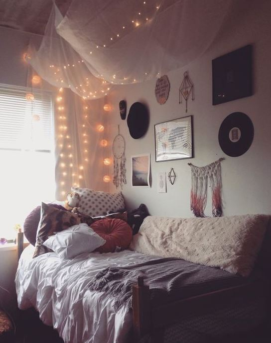 Amazing This Is One Of The Cutest Dorm Room Ideas For Girls!