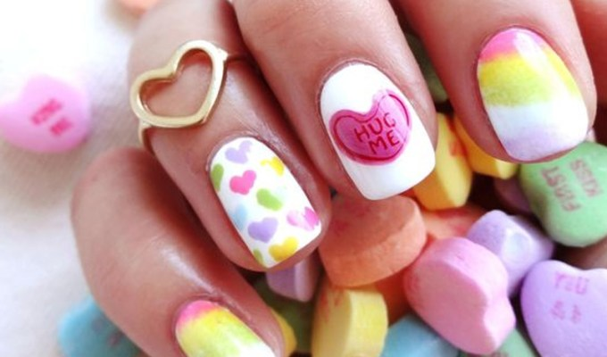 Valentine's Day nails are an important part of any Valentine's day plans! These Valentine's Day nail art designs and ideas are perfect inspiration!