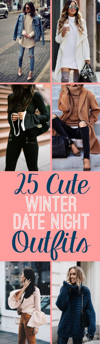 Date outfits winter 31 Winter