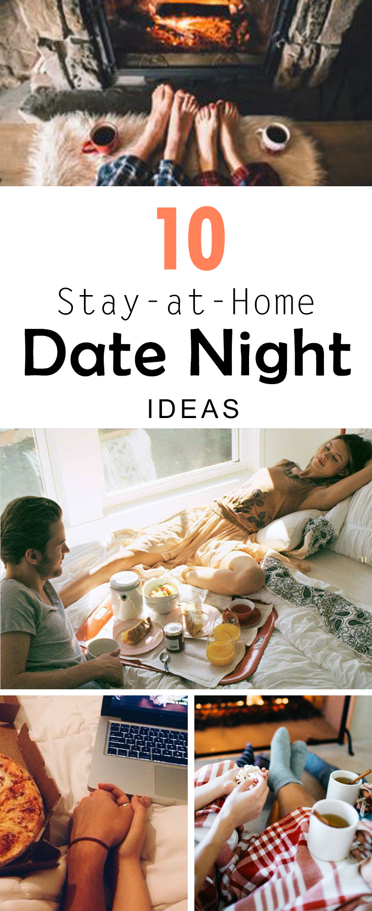 Date Night Ideas Stay Home. 21 romantic stay at home date night ...