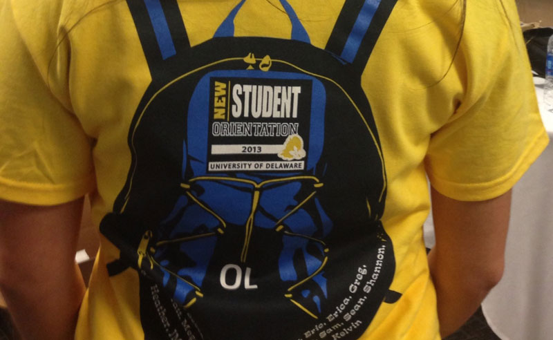 Are you getting ready for orientation at The University of Delaware? These are a few things I wish I knew before I went to freshman orientation!