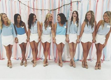 What To Wear For Sorority Recruitment Society19