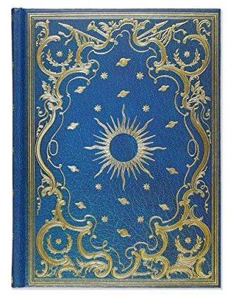 This celestial journal is one of the best journals you can buy on Amazon!