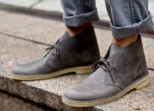 These chukka boots are so stylish and are good guys shoes!