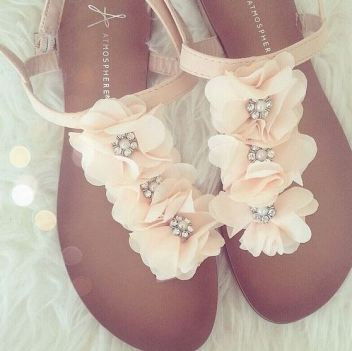 cute sandals for sorority recruitment!