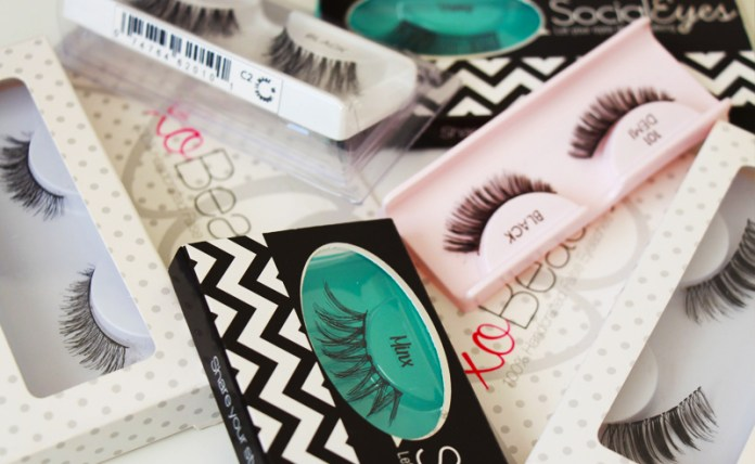 eb51be9b9fd Sometimes our finished look just doesn't feel complete without adding a  pair of amazing false lashes. Whether we are hitting the big city for the  night, ...