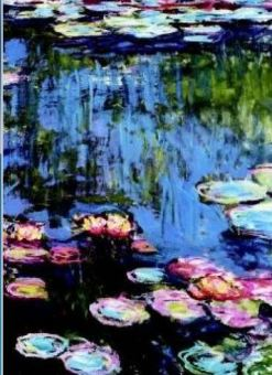 The Monet Journal is one of the best journals you can buy on Amazon!
