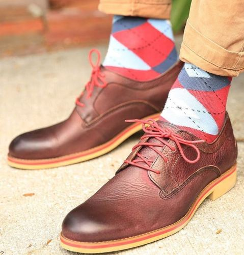 These oxfords are so stylish and are good guys shoes!