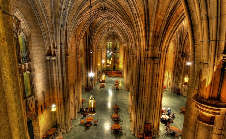 10 Best Places To Cry When You Just Cant Anymore At The University of Pittsburgh