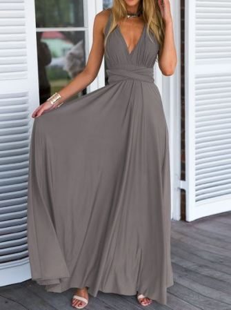 Maxi dresses are cheap dresses that are perfect for date night!