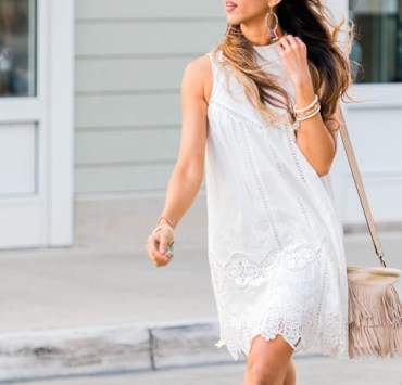 white dresses, 23 White Dresses That You Need In Your Closet