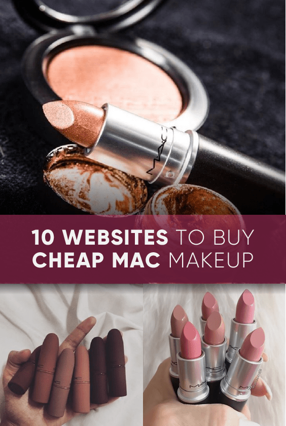 Where To Find Cheap MAC Makeup Online