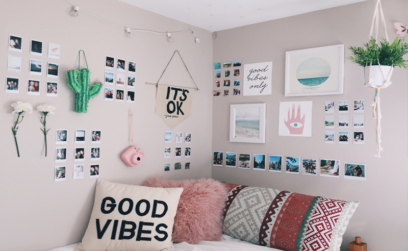 You've seen a million boho dorm rooms and don't know which to copy. Well, we have selected the cutest dorm rooms to make it easier for you to get inspired!