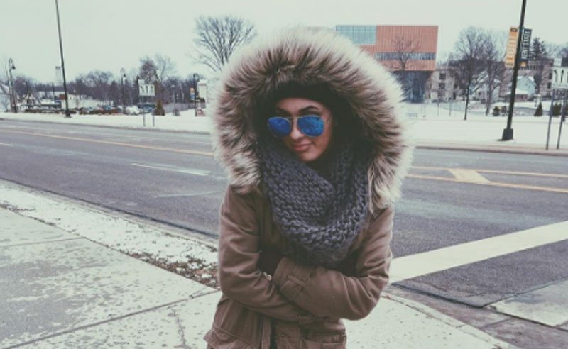 10 Ways Kent State Students Survived This Winter While Staying Trendy As Ever