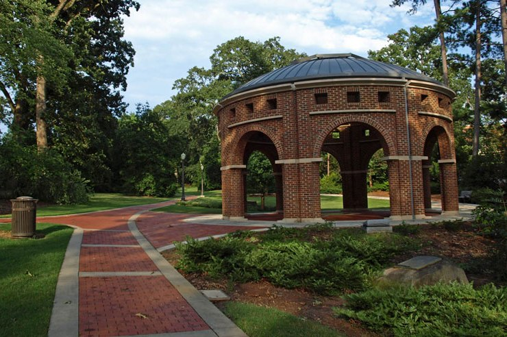 If you're stressed out, there are plenty of places to cry at Clemson University. Don't worry, sometimes you just need to find a quiet place and let the tears flow.