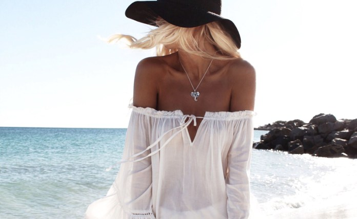 17e0a08a95 Cute beach outfits that are perfect for this summer! Cover ups, crochet  dresses and