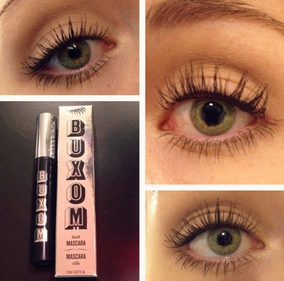 Buxom Lash Mascara is some of the best mascara!
