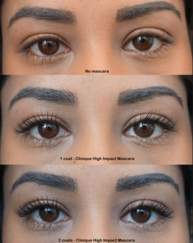 Clinique High Impact is some of the best mascara!