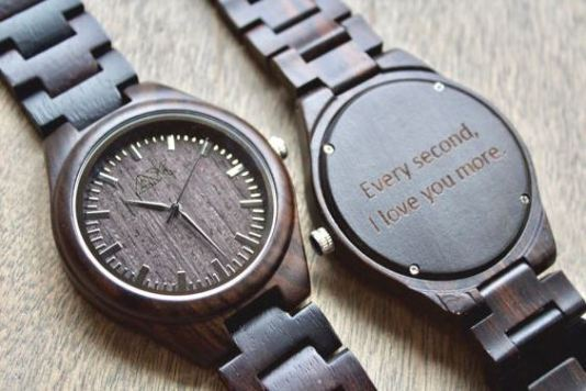Engraved watches are the perfect graduation gifts for him!