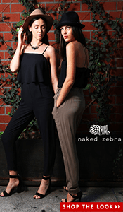 , Win a $250 Shopping Spree at Naked Zebra !