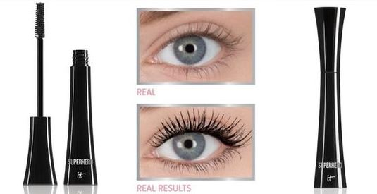 It Cosmetics has some of the best mascara!