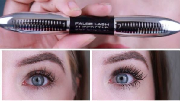 LOreal Voluminious Superstar is some of the best mascara!