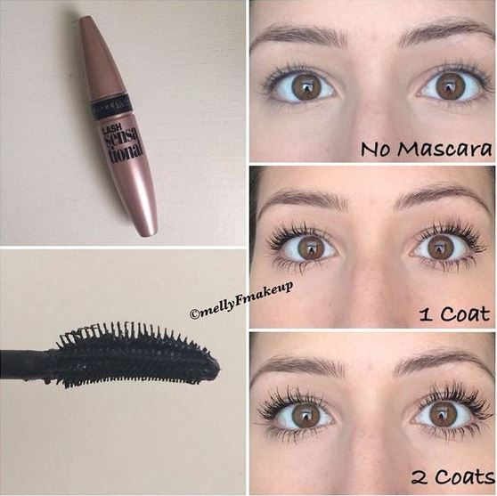 Maybelline Lash Sensational is some of the best mascara!