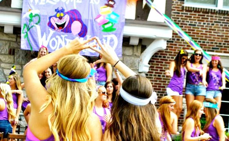 What Exactly Happens During Sorority Recruitment At Mizzou