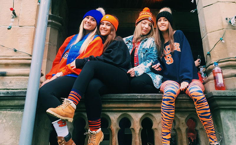 There are so many things that will happen to you at Syracuse University on a daily basis. If you're a Syracuse student, you'll definitely relate.