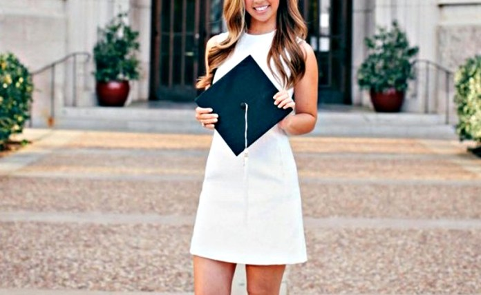 2c83e20ac80 Everything you need to know when it comes to what to wear for graduation!  Dresses