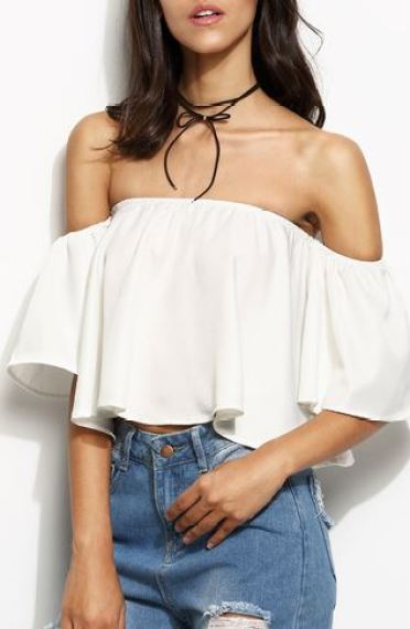 cute crop tops, 25 Cute Crop Tops For Any Body Type