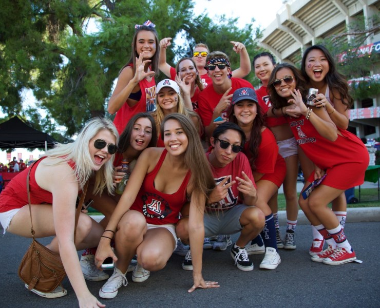 There are just some questions every University of Arizona student asks themselves at least once. Here are ten questions University of Arizona students have!