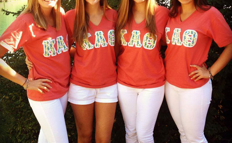 It can be helpful to know what to expect when rushing. Here is a break down of what exactly happens during sorority recruitment at James Madison University.