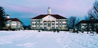 'Twas the night before snowfall - a poem that explains exactly why JMU snow days are, or can be, the absolute best kind of days for everyone.