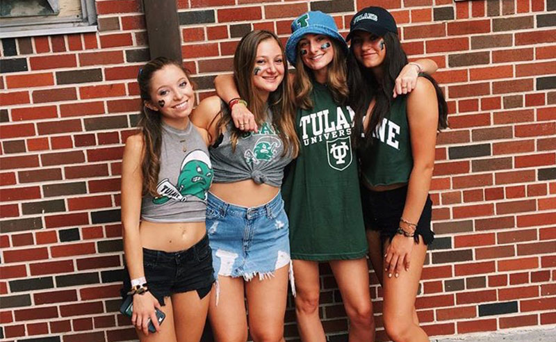 College can be overwhelming when you first arrive. Here I've included a few tips for freshman at Tulane University to make it a little easier to navigate.