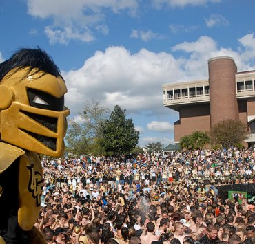 Being a Knight is the best experiences someone could ask for. Here's 10 GIFs that describe what it's like to be a student at University of Central Florida.