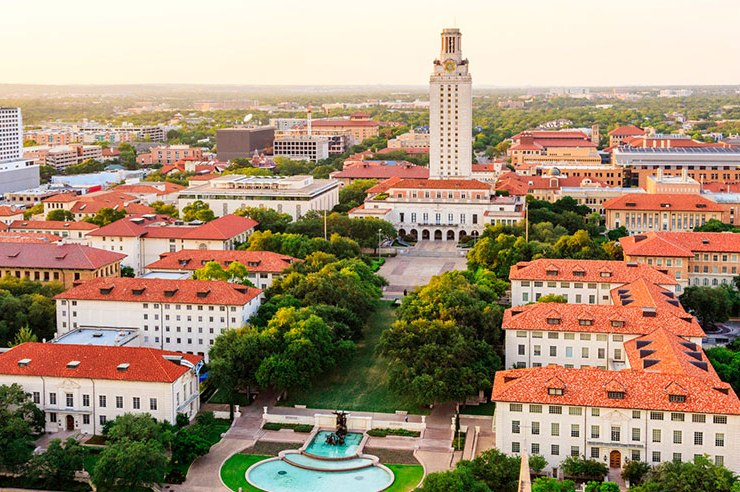 Being a student at University of Texas at Austin entails many things... some of which are accurately described in the following GIFs!