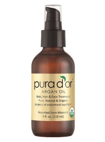Argan oil is one of the best products to try for natural hair!