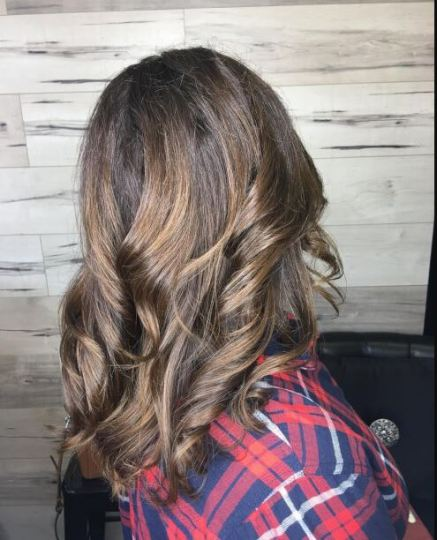 20 Prettiest Brunette Ombre Hairstyles Society19