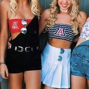10 Cute Gameday Outfits at University of Arizona