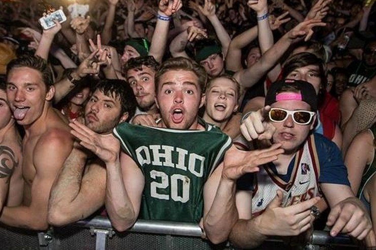Every college has things that only their students will understand. Here are sure tell signs you go to Ohio University and are a Bobcat!
