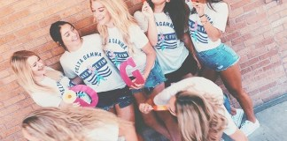 There are so many opportunities when you are an active member of a sorority and a lot of the time, you don't realize that you take them for granted!