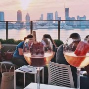With summer just around the corner, here are a few extraordinary rooftop bars in NYC to check out during these few months.