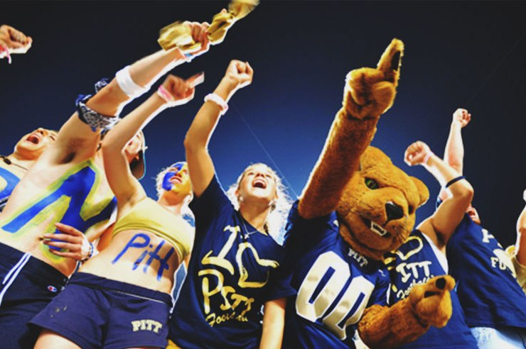 Would You Rather, the game of difficult hypothetical choices. Here is a special edition of the game - Would You Rathers for University of Pittsburgh.
